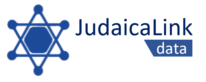 JudaicaLink data logo
